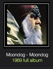 Moondog - Moondog 1969 full album