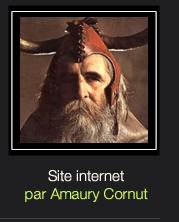 Site internet  par Amaury Cornut