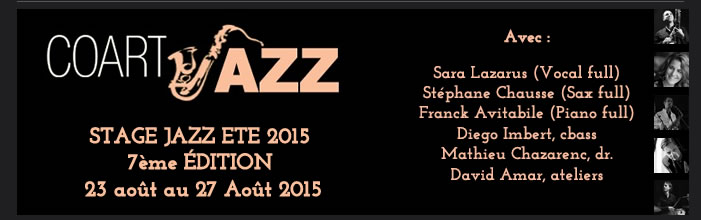 coart et Jazz 7em edition