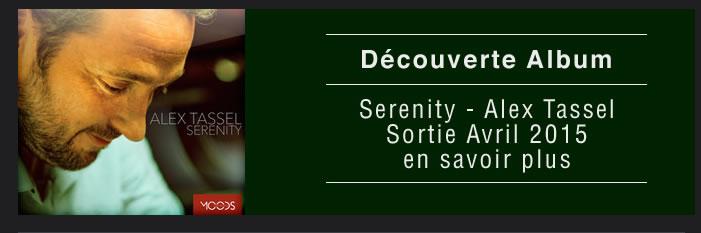 Album Serenity Alex Tassel
