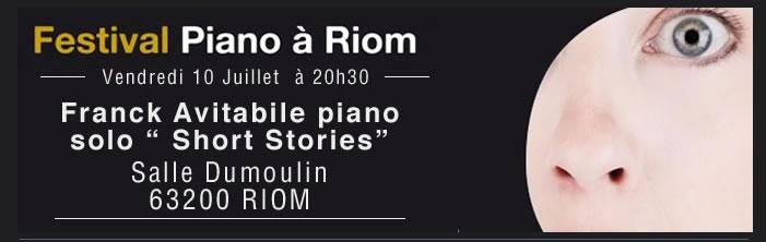 Festival Piano à rion