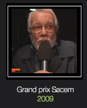 Grand prix Sacem 2009