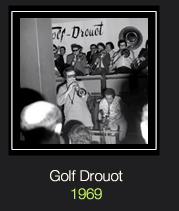 Golf Drouot 1969