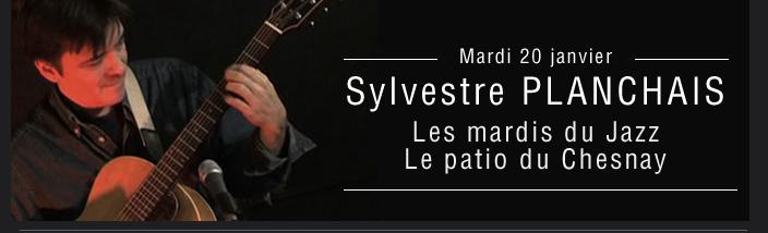 Sylvestre PLANCHAIS