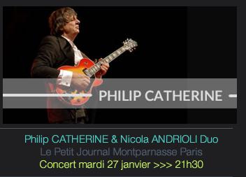 Philippe Catherine