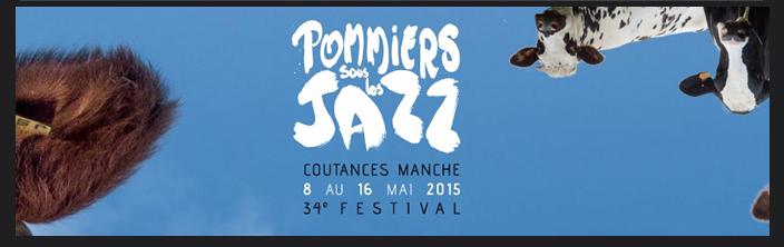 Jazz sous les pommiers Coutances