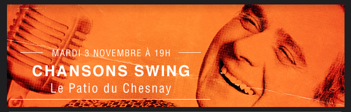 CHANSONS SWING
