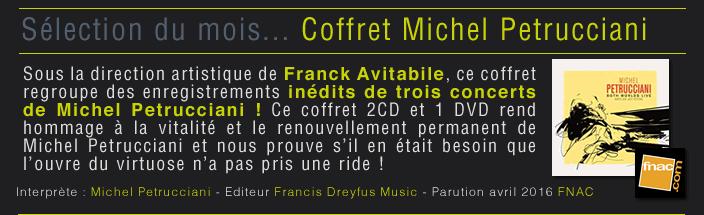 Coffret Michel Petrucciani