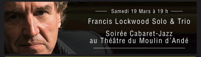 Francis Lockwood Solo & Trio