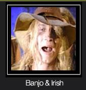 Banjo et Irish