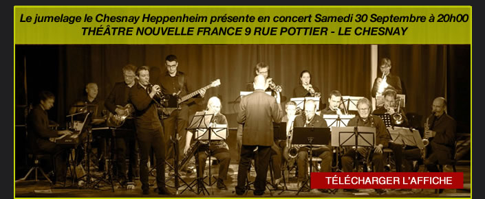 Le big Band de Heppenheim