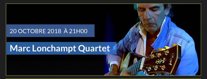 Marc Lonchampt Quartet