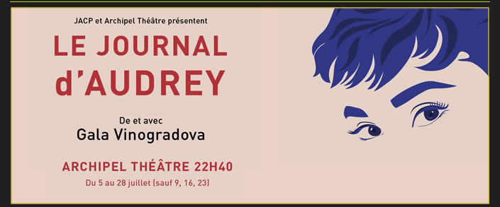 Le Journal d'Audrey