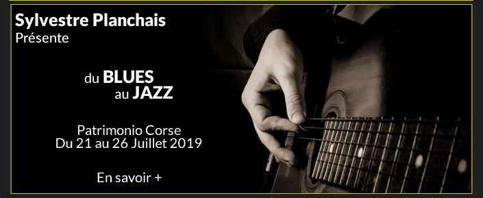 Du blues au Jazz