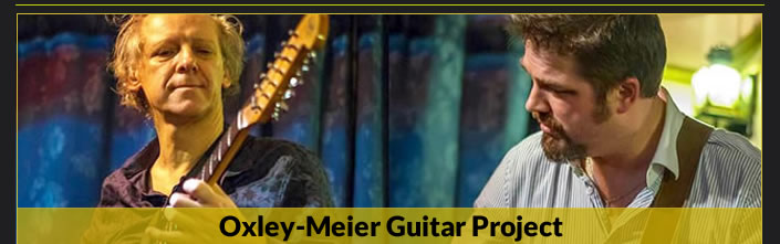 Oxley-Meier Guitar Project