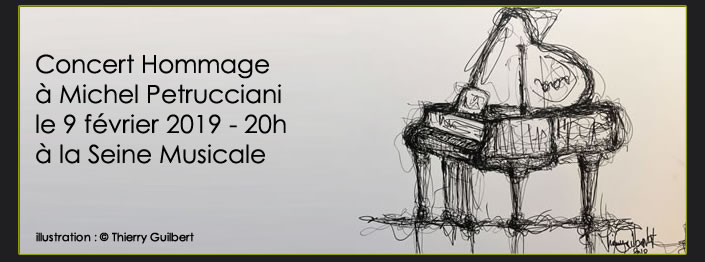 concert Petrucciani à la Seine Musicale