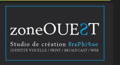 zoneOUEST studio de création graphique