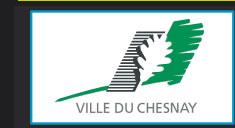 Ville du Chesnay Rocquencourt