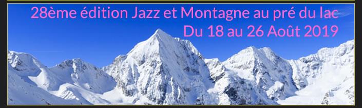 28 e édition Jazz et montagne