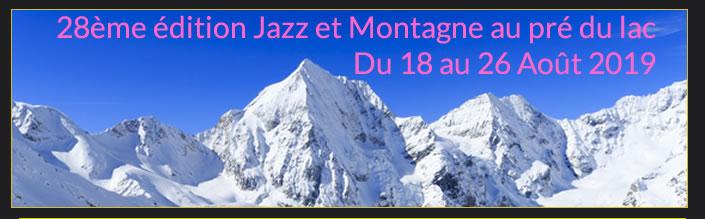 Jazz et Montagne