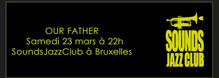 Sounds Jazz Club Bruxelles