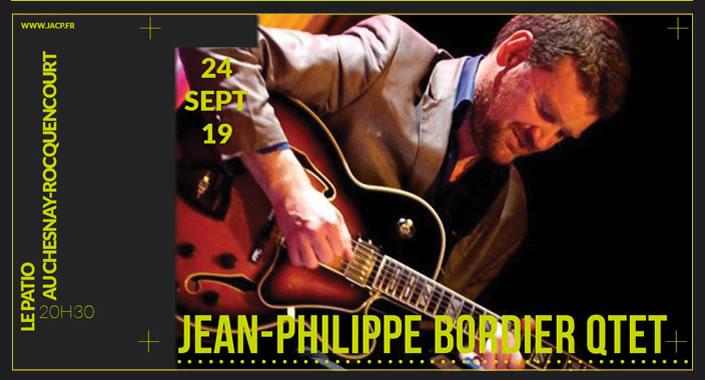 Jean-Philippe Bordier Quartet