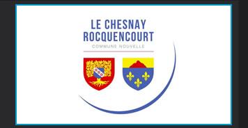 La ville du Chesnay Rocquencourt