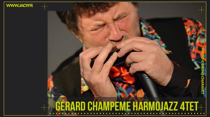 Gerard Champeme 4tet