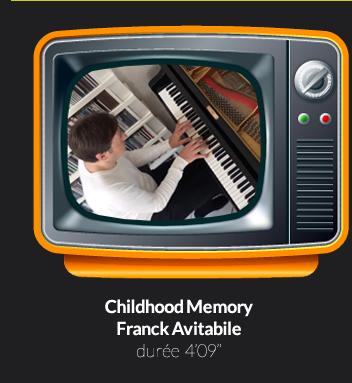 Childhood MemoryFranck Avitabiledurée  4'09''
