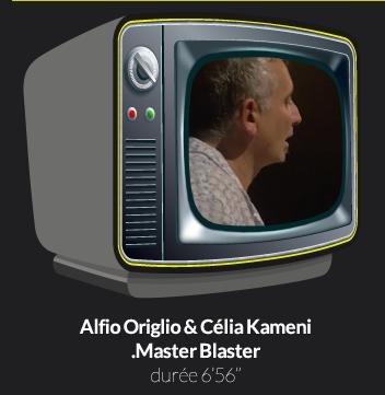 Alfio Origlio & Célia Kameni.Master Blasterdurée 6'56''
